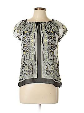 B.wear Short Sleeve Blouse Size M