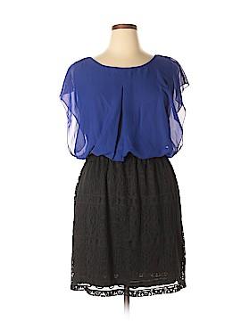 Speechless Casual Dress Size 1X (Plus)