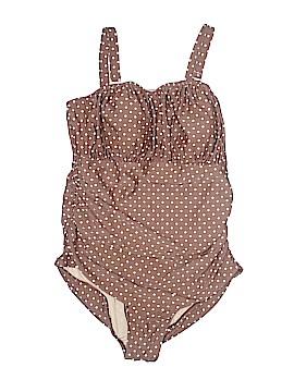 Gap One Piece Swimsuit Size 3X (Plus)