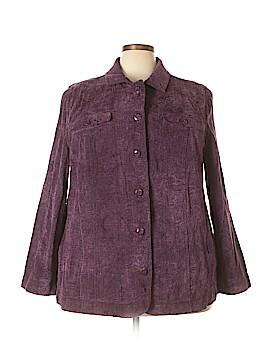 Liz & Me Jacket Size 2X (Plus)