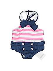 Gymboree Girls One Piece Swimsuit Size 0-3 mo