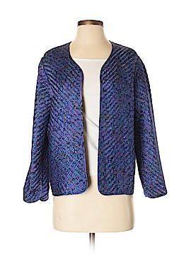 Chico's Design Silk Cardigan Size Sm (0)