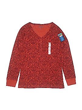 Magellan Sportswear Long Sleeve Henley Size XL