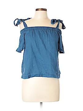 J Brand Short Sleeve Blouse Size XS