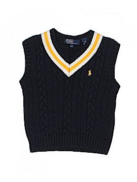 Polo by Ralph Lauren Sweater Vest Size 4-4T