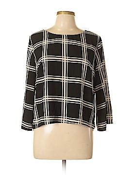 Fab'rik Long Sleeve Blouse Size L