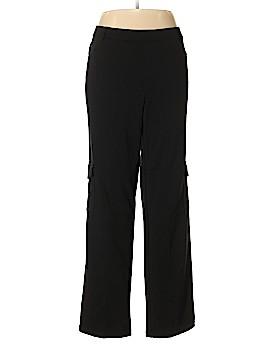 Daisy Fuentes Cargo Pants Size 1X (Plus)