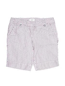 Ann Taylor LOFT Khaki Shorts Size 0 (Plus)