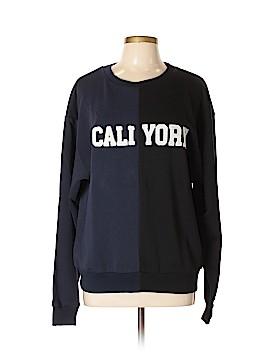 Cynthia Rowley Sweatshirt Size L