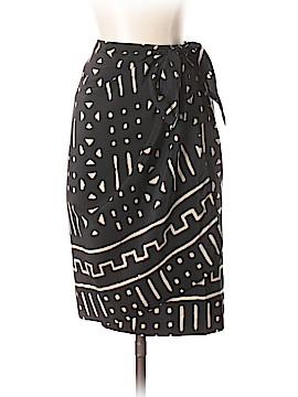 Linda Allard Ellen Tracy Silk Skirt Size P