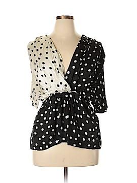 Zara 3/4 Sleeve Blouse Size L