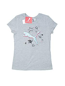 Puma Short Sleeve T-Shirt Size 8 - 10