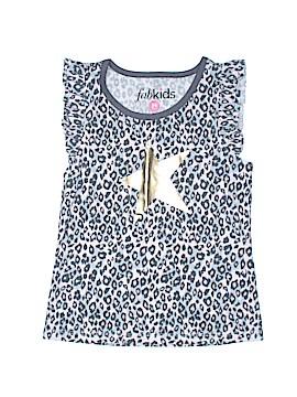 Fab Kids Short Sleeve T-Shirt Size 6 - 7