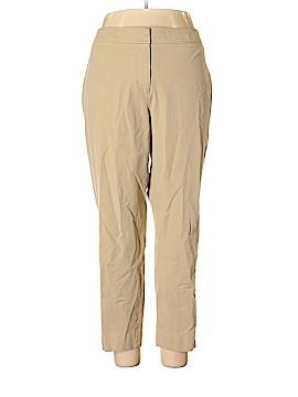 Talbots Khakis Size 20W (Plus)