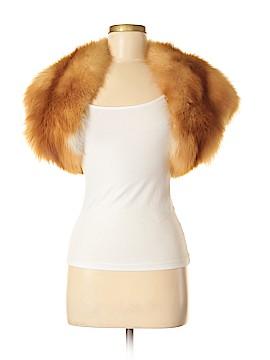 Cache Faux Fur Jacket Size M
