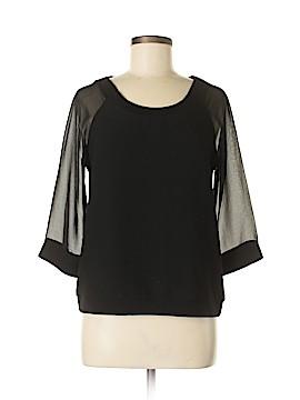 VERTIGO 3/4 Sleeve Blouse Size M