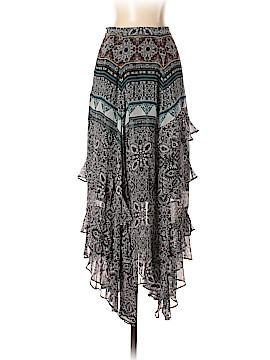 Ella Moss Silk Skirt Size XS