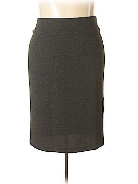 Soft by Avenue Denim Skirt Size 18/20 (Plus)