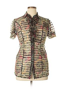Daytrip Short Sleeve Blouse Size L