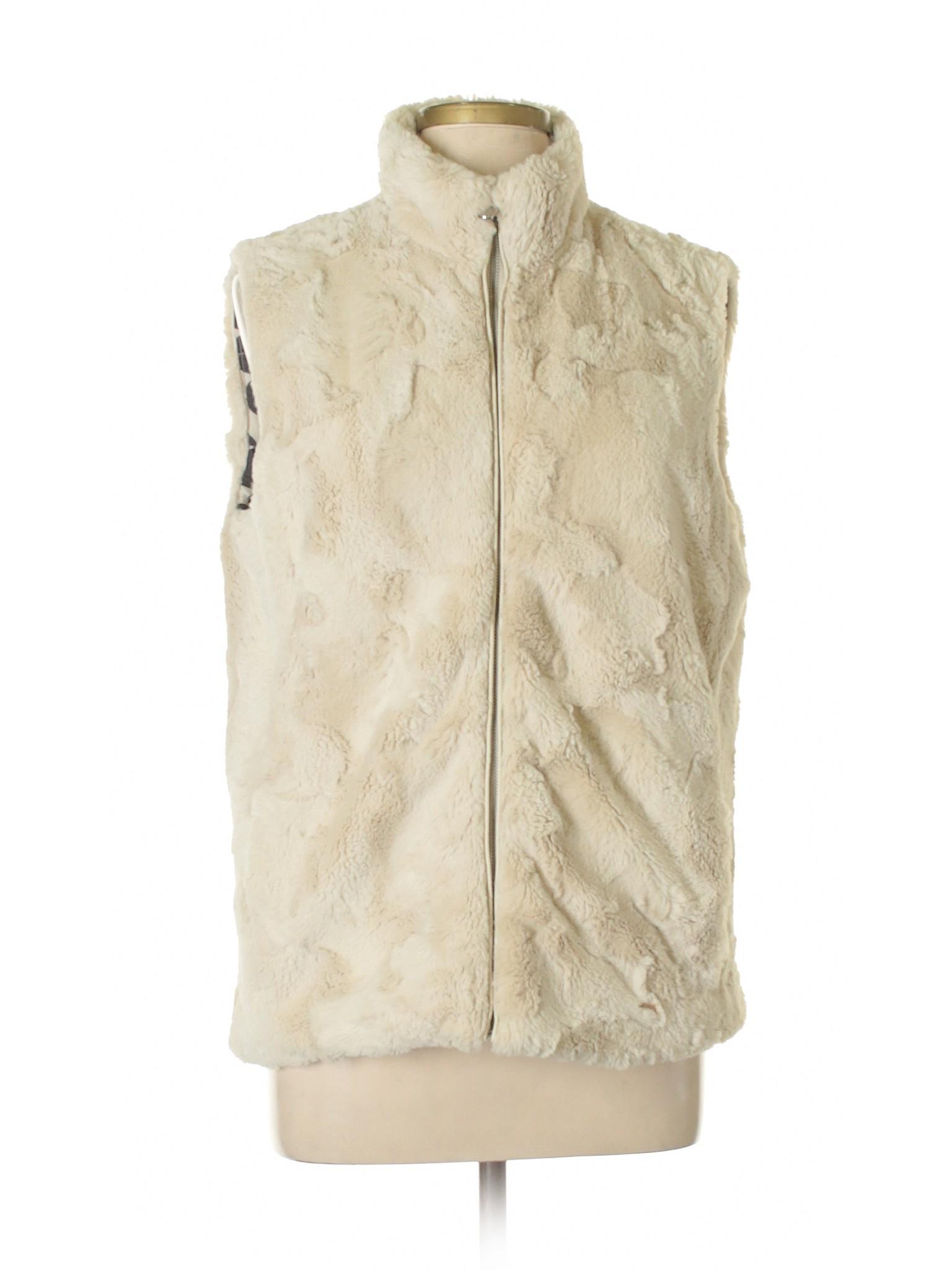Fur Au Lieu Faux Boutique winter Vest aZ6w47