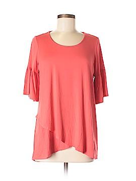 Karen Kane 3/4 Sleeve Top Size M