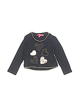 Betsey Johnson Sweatshirt Size 4