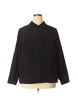 Cj Banks Jacket Size 2X (Plus)