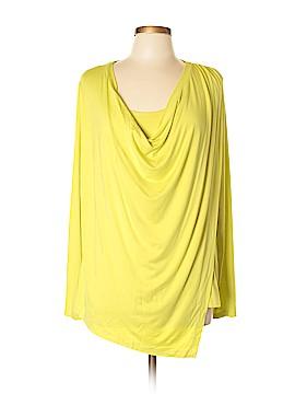 Karen Kane Long Sleeve Top Size L