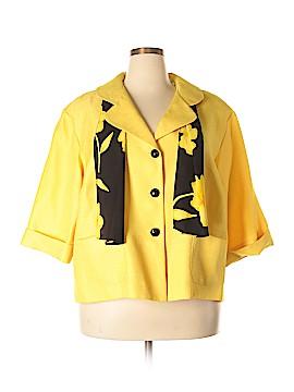 Leslie Fay Jacket Size 22 WPetite (Plus)