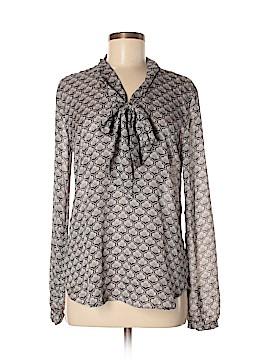 Ann Taylor LOFT Long Sleeve Blouse Size S (Tall)