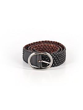 Talbots Leather Belt Size M