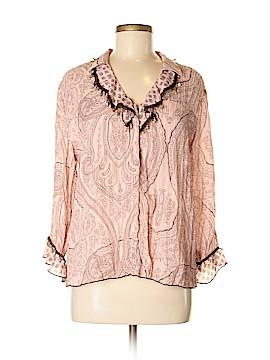 Jaipur 3/4 Sleeve Blouse Size M