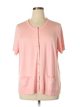 Talbots Silk Cardigan Size 2X (Plus)