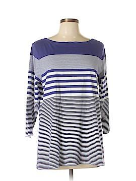 Coldwater Creek 3/4 Sleeve T-Shirt Size XL