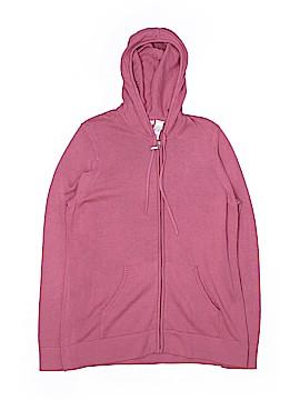 Lizwear by Liz Claiborne Zip Up Hoodie Size XL