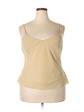 Studio 1940 Sleeveless Blouse Size 18/20 (Plus)