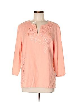 JM Collection 3/4 Sleeve Blouse Size 16 (Petite)