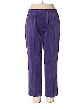 Allison Daley Casual Pants Size 16 (Petite)