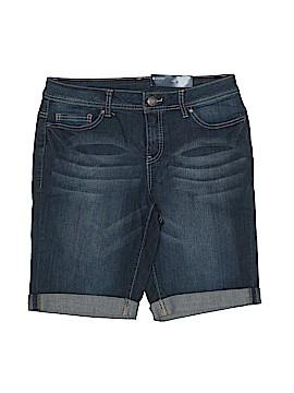 Faded Glory Denim Shorts Size 6