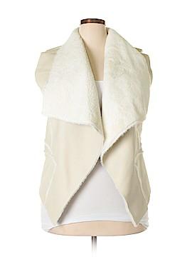 Blank NYC Faux Fur Vest Size XXL