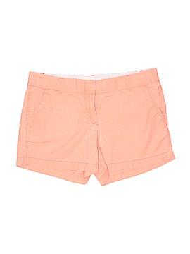 J. Crew Collection Khaki Shorts Size 10