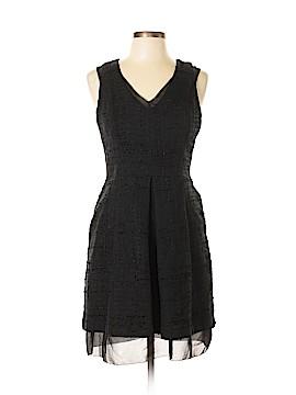 Simply Vera Vera Wang Casual Dress Size 10 (Petite)