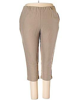 Purejill Linen Pants Size 1X (Plus)