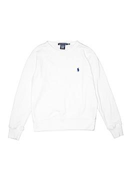 Ralph Lauren Sport Sweatshirt Size M (Youth)