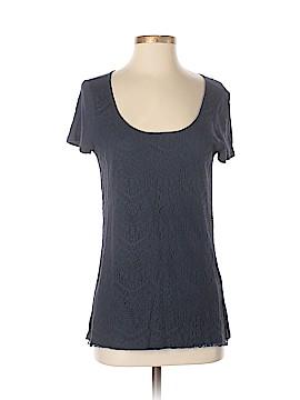 Lucky Brand Short Sleeve Top Size M