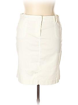 Jones New York Sport Denim Skirt Size 14