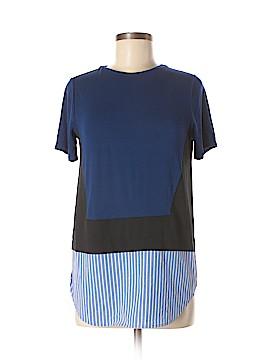Thakoon Short Sleeve Blouse Size XS
