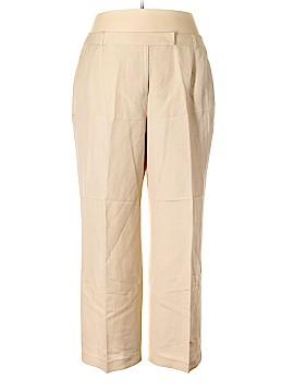 Kasper Linen Pants Size 22 (Plus)