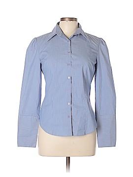 Express Long Sleeve Button-Down Shirt Size 9 - 10