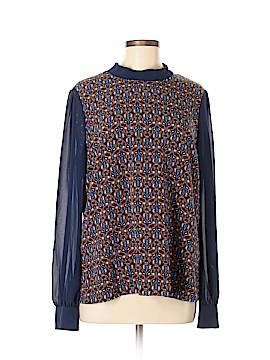 Lark & Ro Long Sleeve Blouse Size L